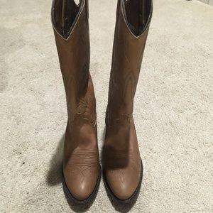 Dan Post Women's Western R Toe Western Cowboy Boot